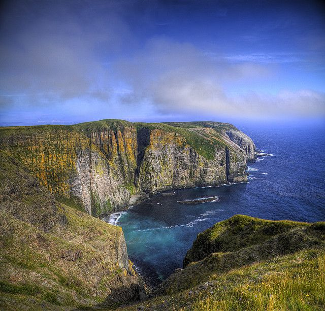 Cape St. Mary's, Newfoundland by Michael A. Blanchard, via Flickr