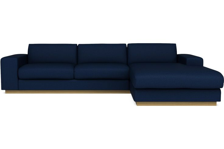 Sepia 2½ pers. Sofa m. Chaiselong rechts - BOLIA