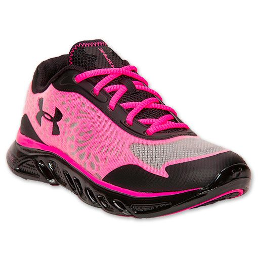 Amazing Details About Under Armour UA Micro G Mantis NM Womens Pink Cushioned