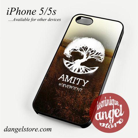 Divergent Amity Phone Case for iPhone 4/4s/5/5c/5s/6/6s/6 plus