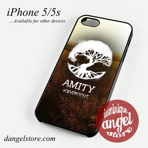 Divergent Amity Phone Case for iPhone 4/4s/5/5c/5s/6/6s/6 plus