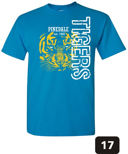 Spirit wear company... this is design #17