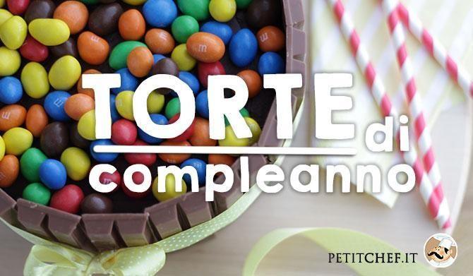 Ricette di torte di compleanno, la selezione di PetitChef.it