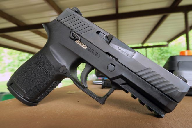 Review: Sig Sauer P320 Compact