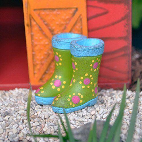 Studio M - Gypsy Fairy Garden - Mini Wellies GG250