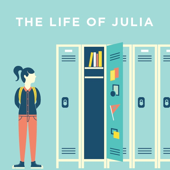 Follow Julia from age 3 to 67 for a look at how President Obama's policies help women of all ages—and what it would mean for women's health and economic security if Mitt Romney were elected president.