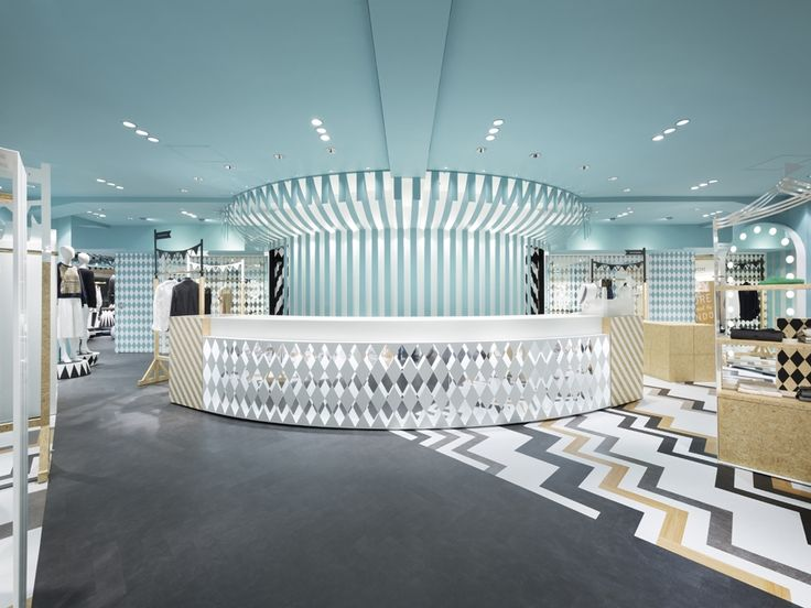 Nendo gives department-store shopping a carnival twist in Japan - News - Frameweb