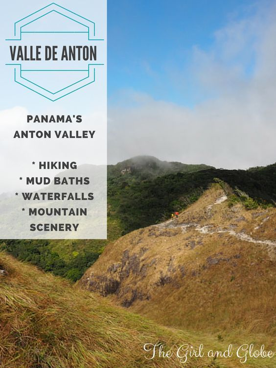 For cooler temperatures and beautiful mountain scenery, plan a trip from Panama City to El Valle de Anton (Anton Valley), an easy side trip in Panama! Read the full guide at http://thegirlandglobe.com/24-photos-of-24-hours-in-valle-de-anton-panama/