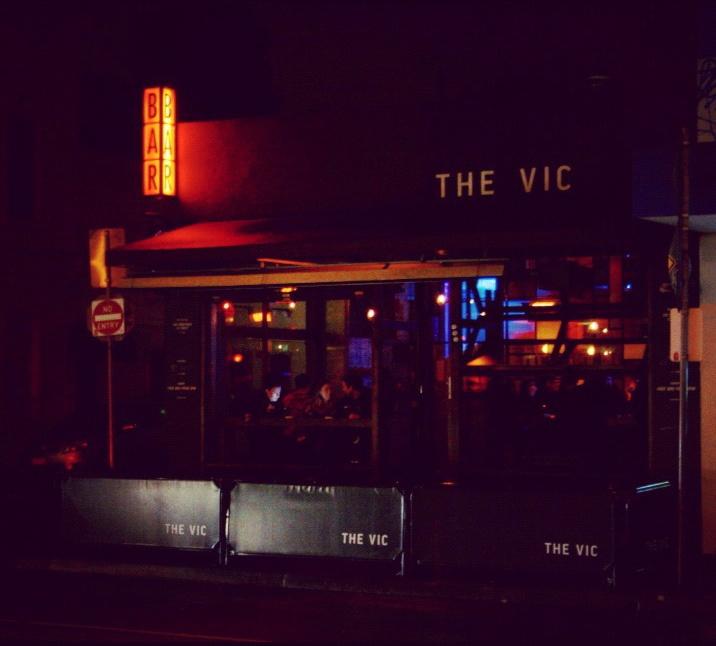 The Vic Bar, Victoria St, Richmond, Melbourne