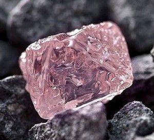 Largest 12.76 Carat Pink Diamond Found at Rio Tinto Argyle Mine in Australia