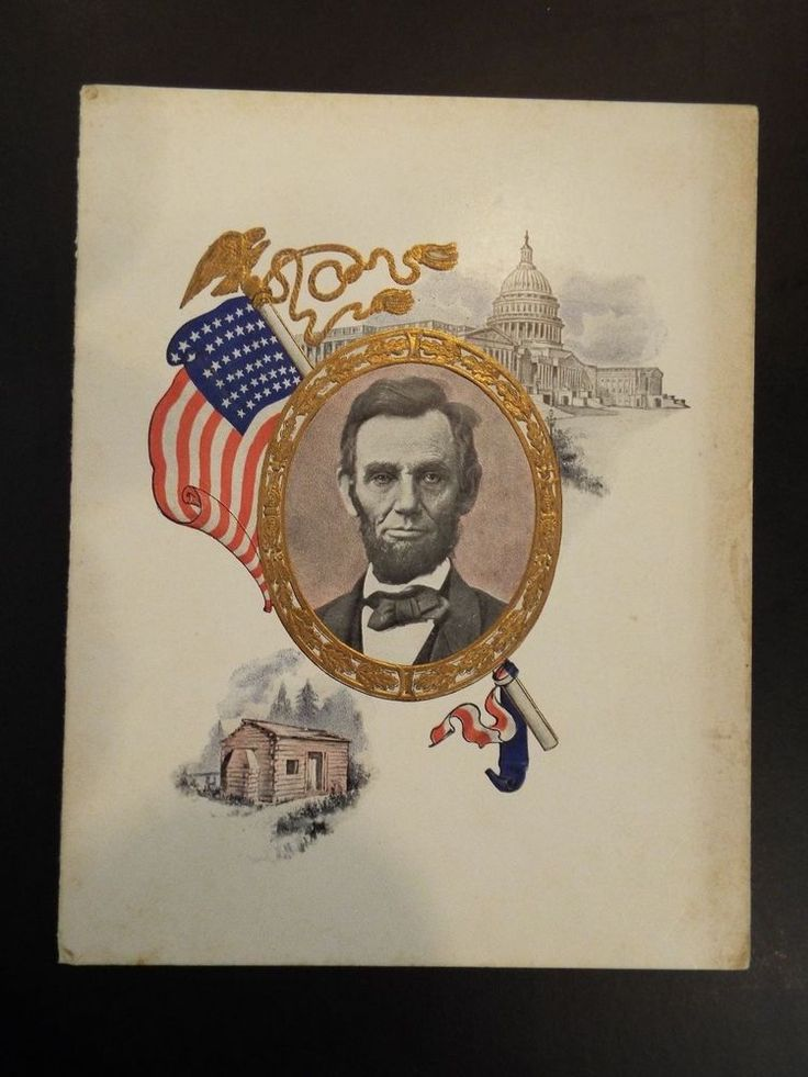 Vintage Images: Abe Lincoln - Images