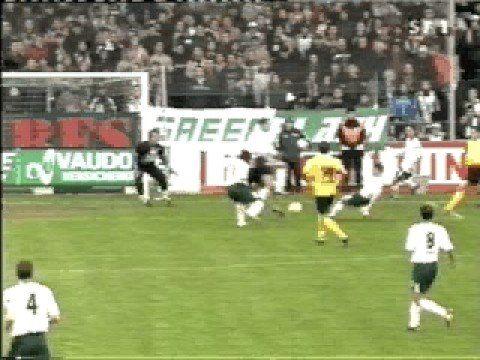FC St. Gallen - SR Delémont (Auf-/Abstiegsrunde 2002/2003)