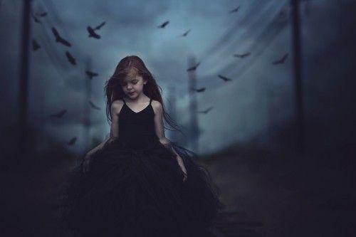 The Black Hummingbird by Annie Mitova