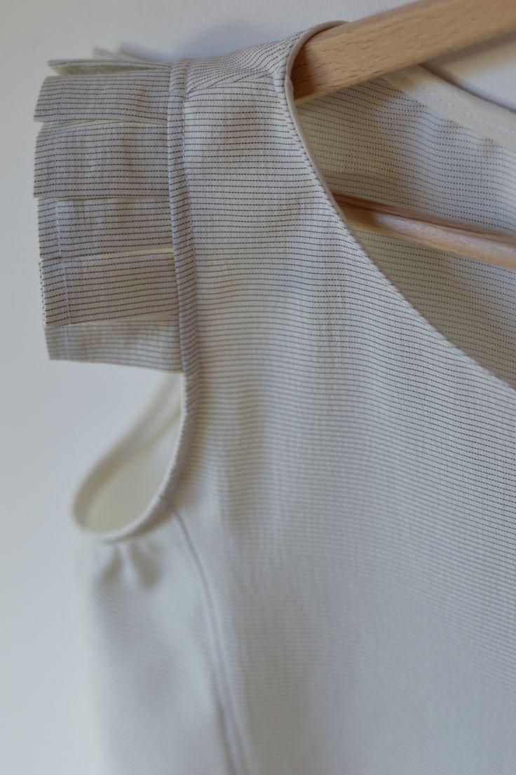 blouse cézembre revisitée - anne kerdiles couture - le jardin d'Eden & Robin - août 2016