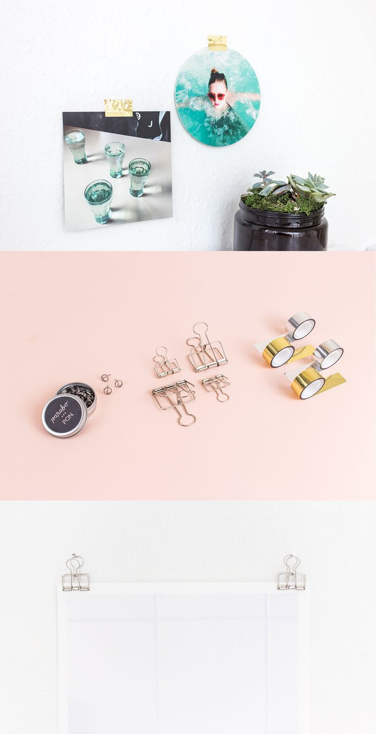 We don't just print prints (although we do a lot of that). We sell Mylar Tape, Skeleton Clips and more cute ways to display your photos, through our app.