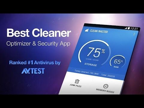 Clean master apk 5.8.5 Download for Android