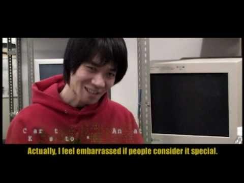 The Animatrix - Director Shinichiro Wantanabe
