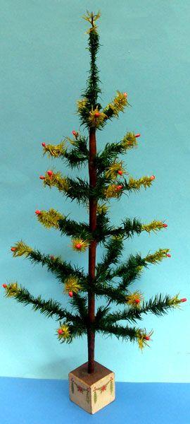 Kerst decoratie alle anderen veer bomen borstel bomen kerst engelenhaar