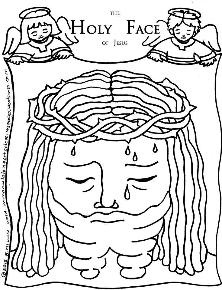 roman catholic saints coloring pages - photo#10