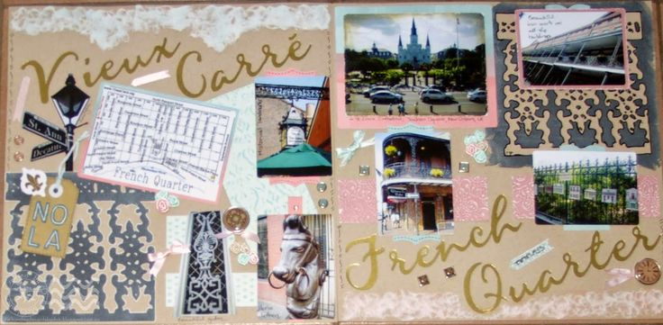 Handmade Cards by Deb - Double layout entered into Pixels & Paper's February Challenge Blog