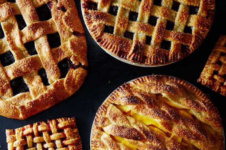 Master the Traditional Lattice Top Pie (& Then Try 7 Fun Riffs) on Food52
