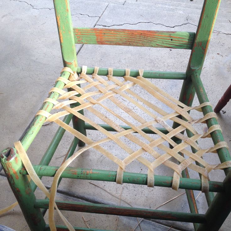 832 Best Chaise Et Tissage Chair And Weaving Images On
