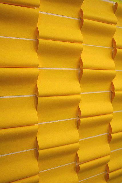 *folded yellow post-its*: Brilliant Yellow, Folding Yellow, Posts It Note, Mellow Yellow, Note Fun, Yellow Shades, Celebrity Yellow, Colors Yellow, Colors Inspiration