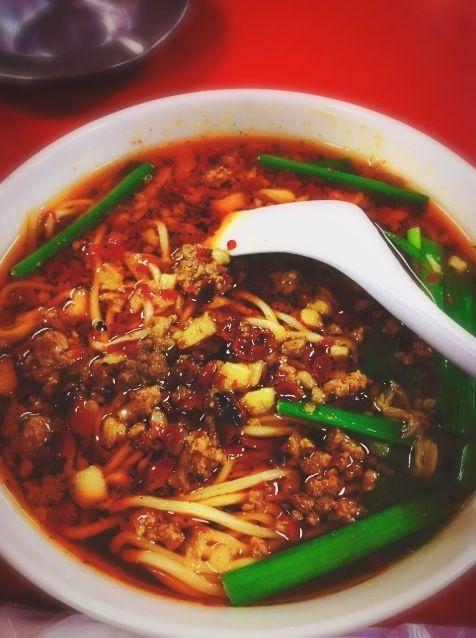 レシピとお料理がひらめくSnapDish - 7件のもぐもぐ - 台湾ラーメン@名古屋市 味仙 by Fumi