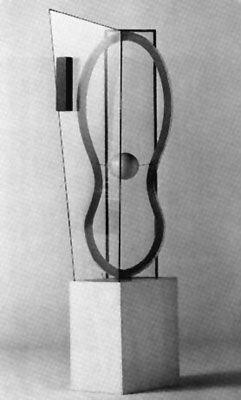 Katarzyna Kobro, Rzezba Abstrakcyjna 1, 1924