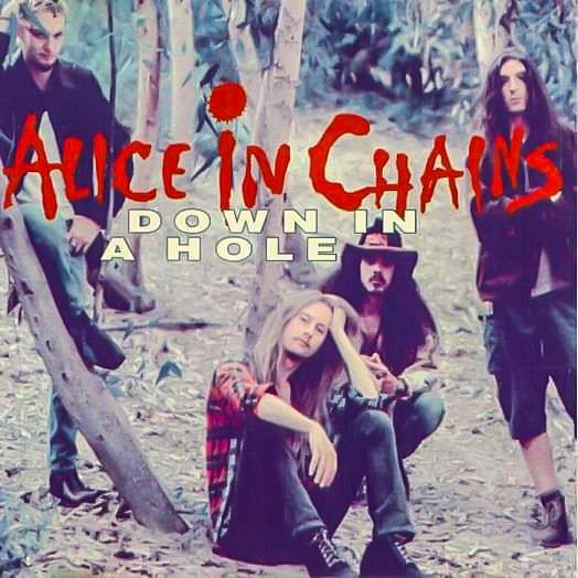Alice In Chains Fans On Instagram Down In A Hole Released
