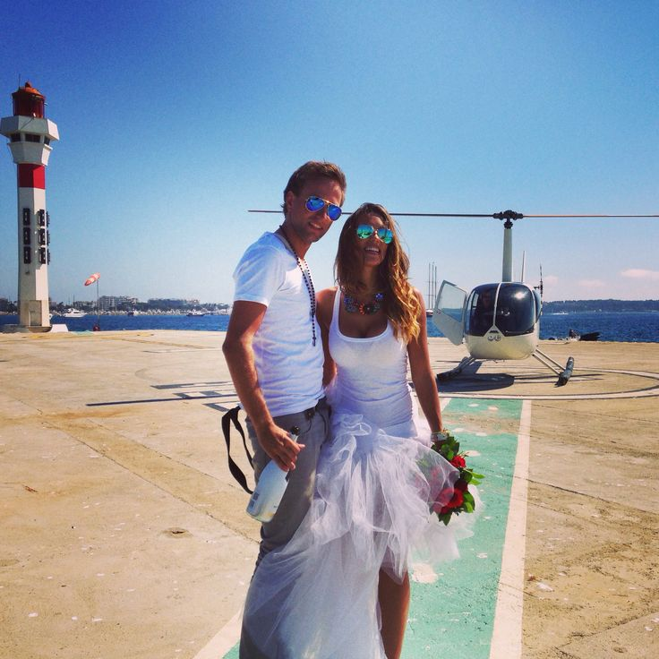 My Wedding in Cannes, France  17th September .