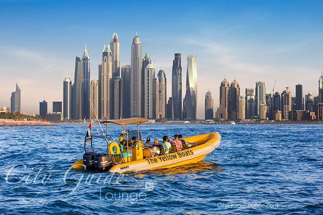 75- oder 90-minütige Jumeirah Palmeninsel Speedboot Sightseeing Tour - Dinge, die man in Dubai tun sollte