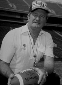 Charlie (Cholly) McClendon survived the longest as the Tigers head coach from 1962-79.
