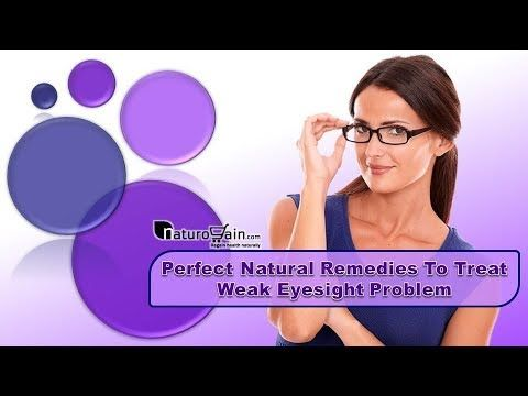 Dear friends in this video we are going to discuss about perfect natural remedies to treat weak eyesight problem. You can find more details about I-Lite capsules at https://www.naturogain.com/product/weak-eyesight-herbal-treatment/ If you liked this video, then please subscribe to our YouTube Channel to get updates of other useful health video tutorials.