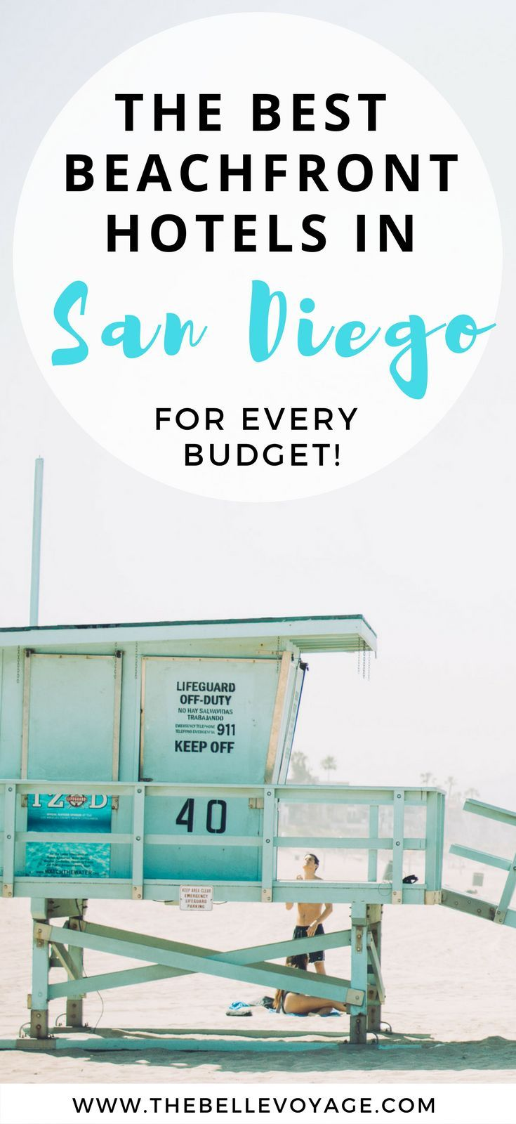 The Best San Diego Beachfront Hotels for Every Budget | San Diego California Hotels | San Diego Vacation | San Diego Attractions | San Diego Travel Guide | Where to Stay in San Diego | San Diego Beaches | Best San Diego Hotels and Places to Stay