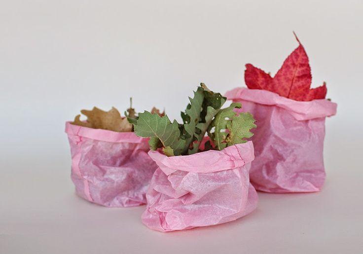 DIY: MiniPaperBags | DECORA TU ALMA - Blog de decoración, interiorismo, niños, trucos, diseño, arte...