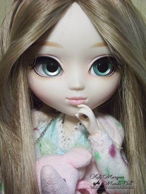 Tessa ~ Pullip Kiyomi by ♥ Kety Marques -Mundo Doll ♥, via Flickr