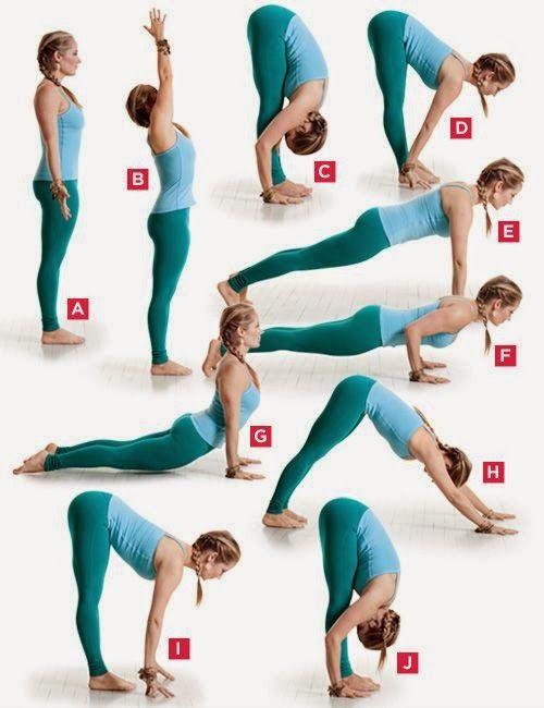 exercícios de yoga para fazer em casa