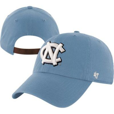 '47 Brand North Carolina Tar Heels Bergen Adjustable Hat