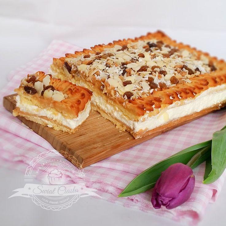 Mazurek bakaliowy | Świat Ciasta