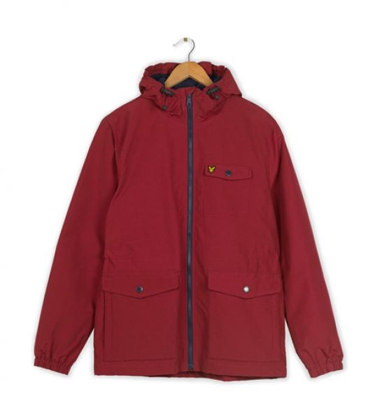 Lyle And Scott Mens Micro Fleece Lined Jacket - £135.00