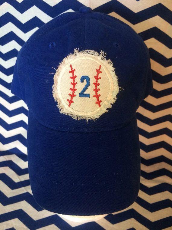 Custom Baseball Hat on Etsy, $20.00