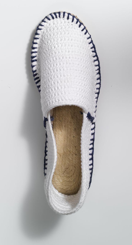 Alpargatas crochet                                                       …