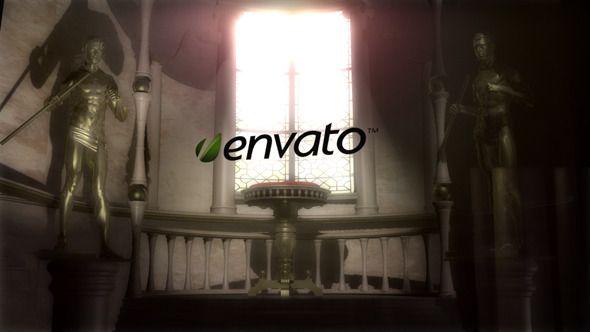 Historical logo animation