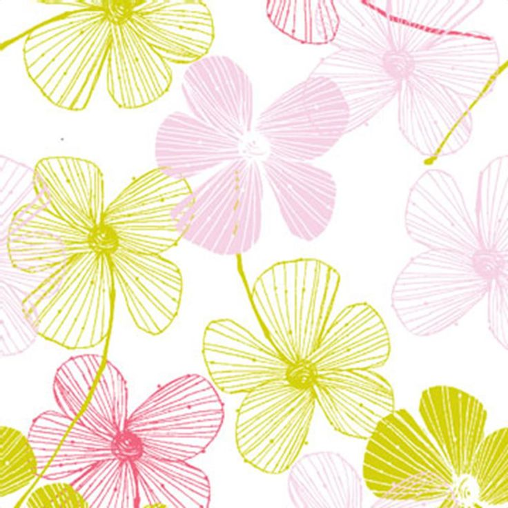 Sweet Blossoms - Wholesale Tissue Paper Designs - Made in USA