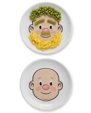 MR. FOOD FACE PLATE / WOOLY WILLY