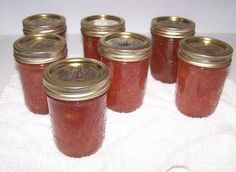 How to Make Fig Preserves (Fig Jam) - Easily! With Step-by-step Photos, Recipe, Directions, Ingredients and Costs