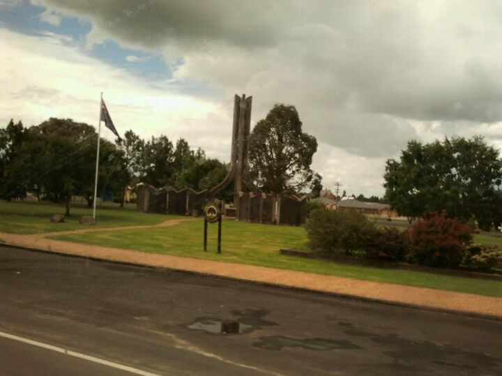Inverell in New South Wales