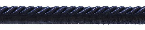 "Large 3/8"" Basic Trim Lip Cording (Dark Navy), Sold by The Yard , Style# 0038S Color: DARK NAVY BLUE - J3 DecoPro http://www.amazon.com/dp/B0090S0D2I/ref=cm_sw_r_pi_dp_iNstvb0CJR2JF"