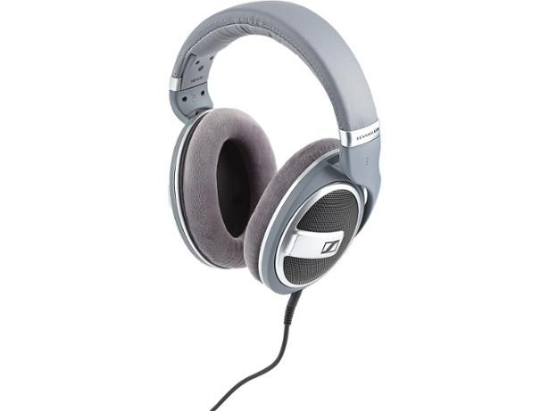The Sennheiser HD579 over-ear headphones are designed for high-quality audio while also being very comfortable. Similar to their Sennheiser siblings the HD569s, these don't have wireless Bluetooth connection or noise cancelling, but you'd expect great sound quality considering the high price. - Which?